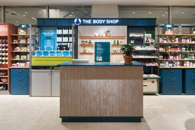 THE BODY SHOP アミュプラザおおいた店(パート・アルバイト)の画像・写真